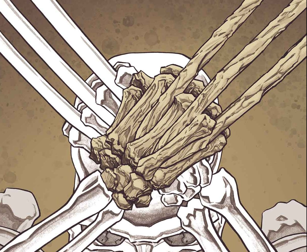 Dead Man Logan #2 Review