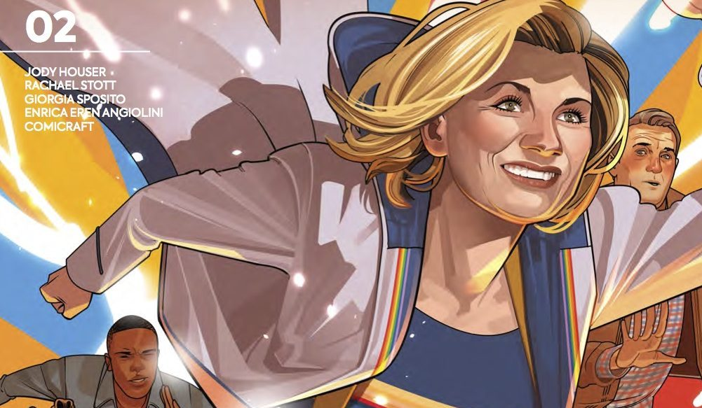 Doctor Who: The Thirteenth Doctor #2 Review