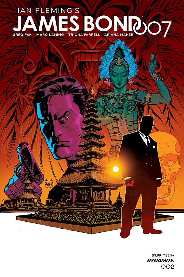 James Bond: 007 #2 Review