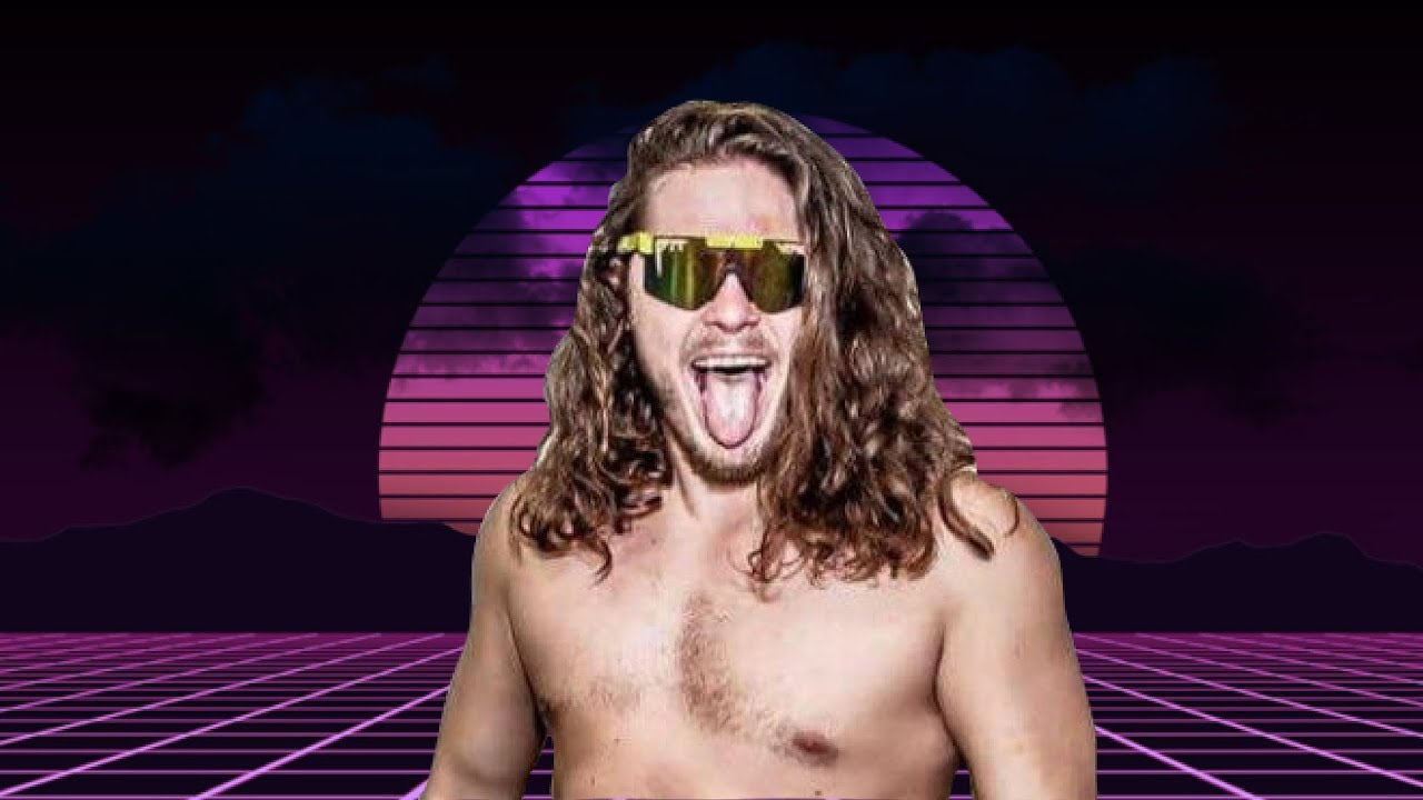 Joey Janela talks facing Jon Moxley, AEW Dynamite and more at NYCC