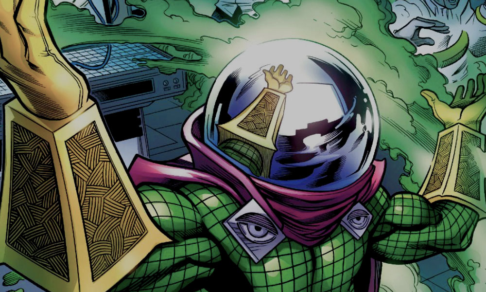 Jake Gyllenhaal confirms he is Mysterio!