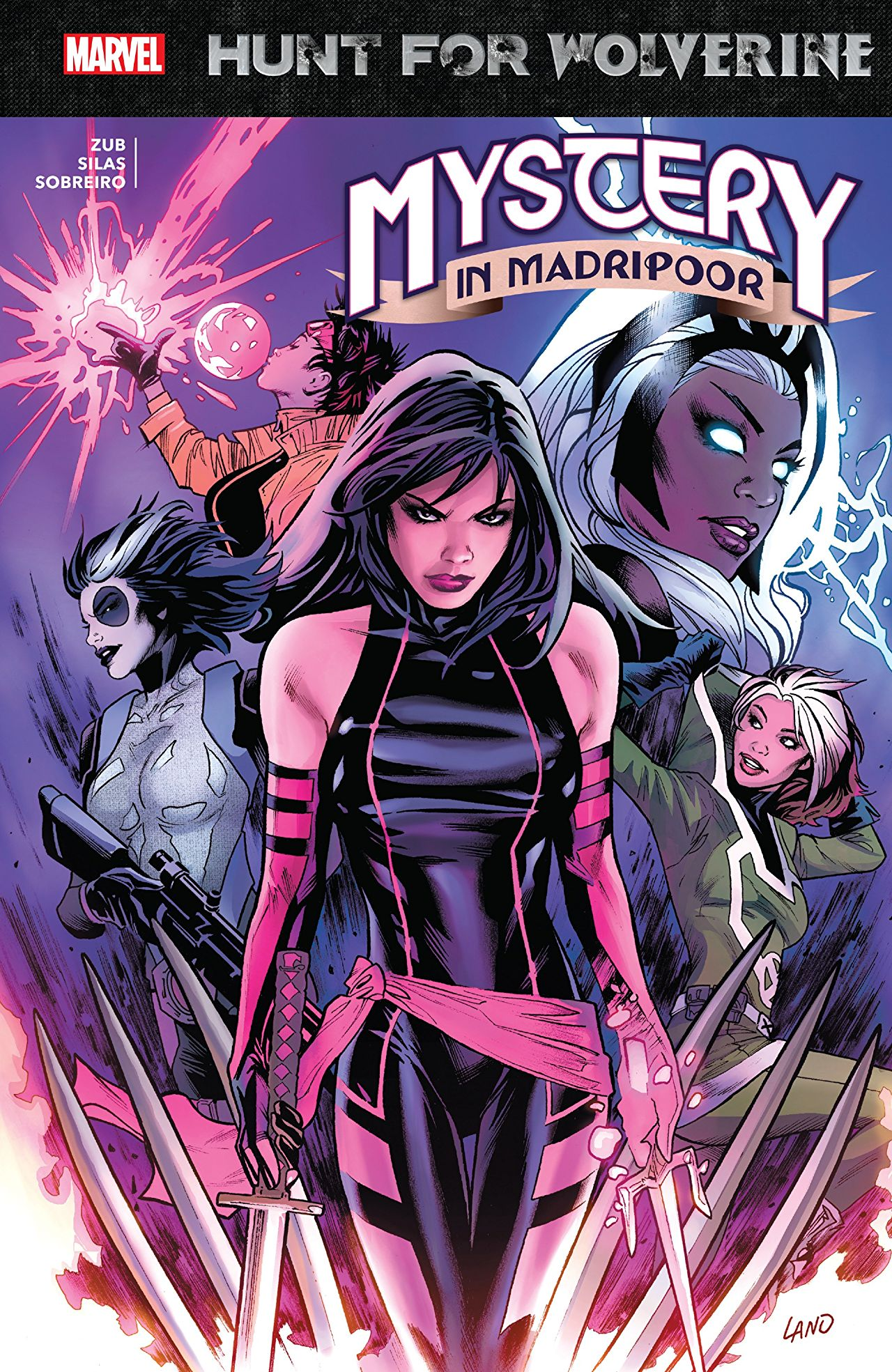 Hunt for Wolverine: Mystery in Madripoor TPB Review