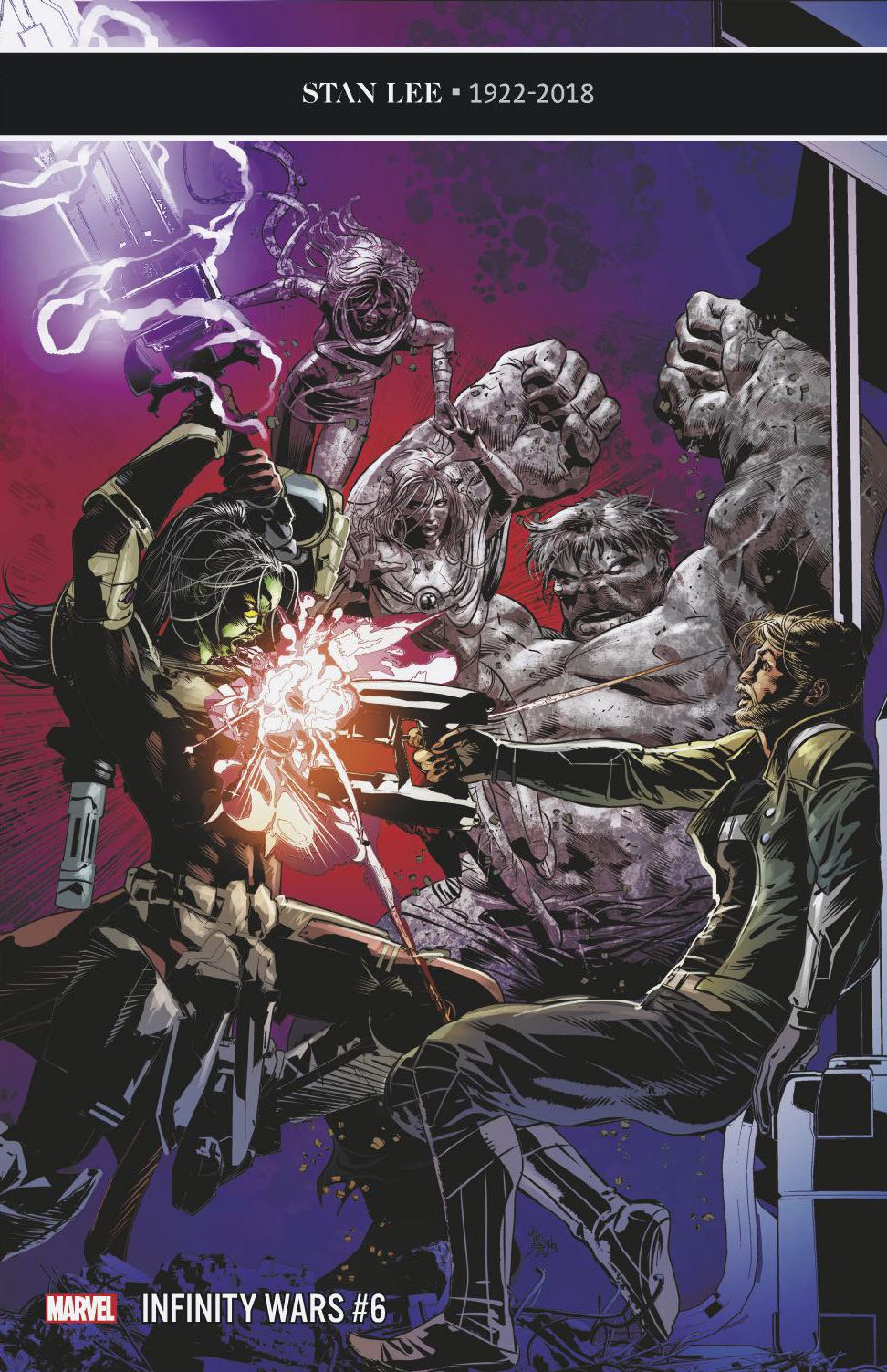 Marvel Preview: Infinity Wars #6