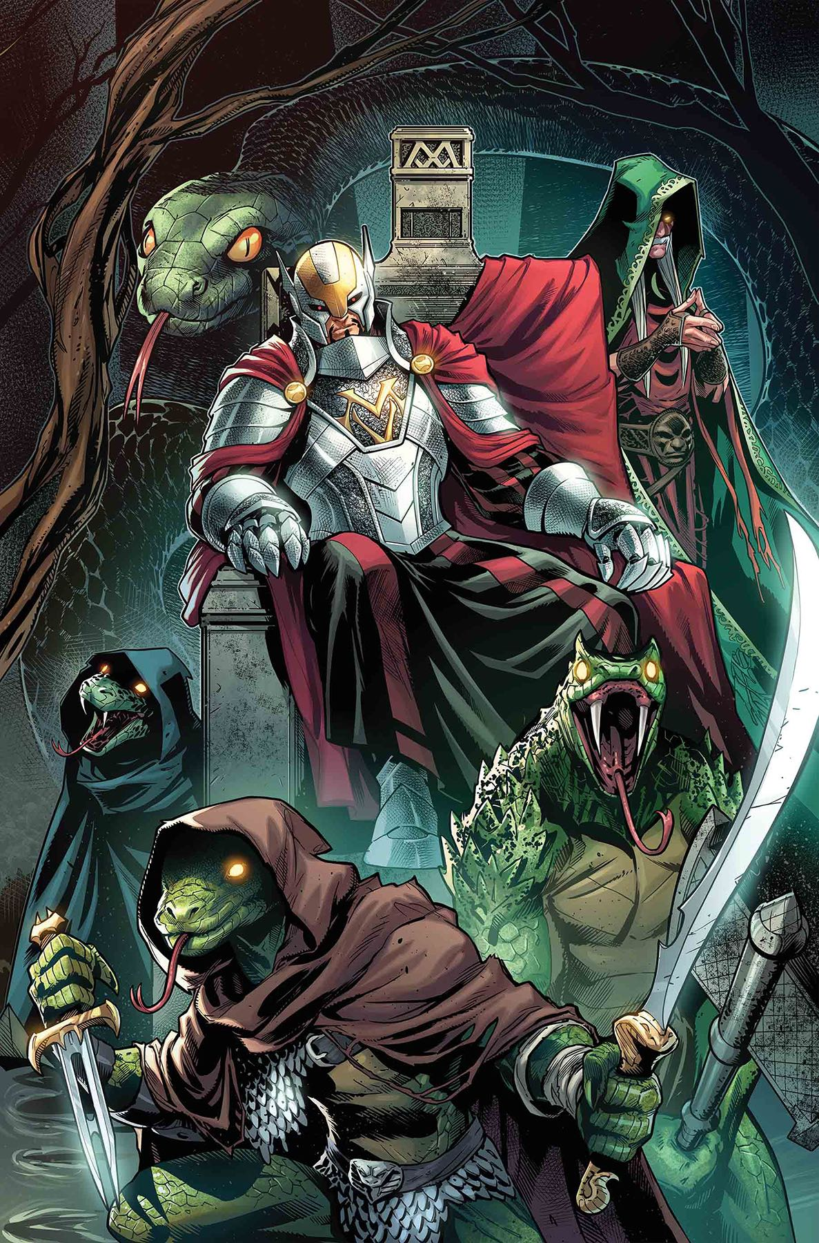 Marvel Preview: Champions #27