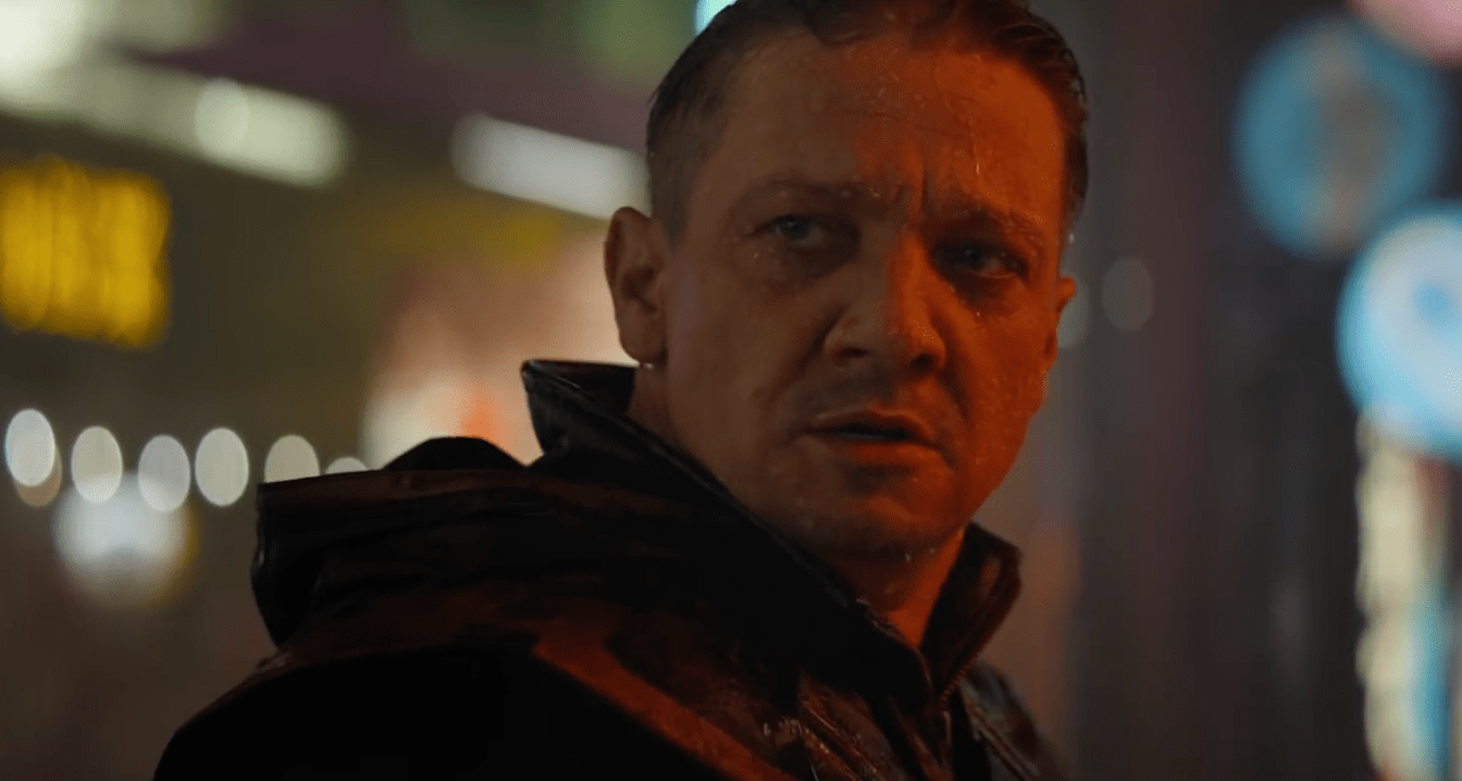 What is this new sword wielding identity for Hawkeye in Avengers: Endgame?