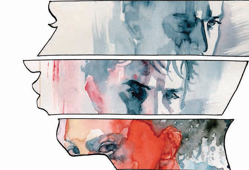 Cover #4 Review