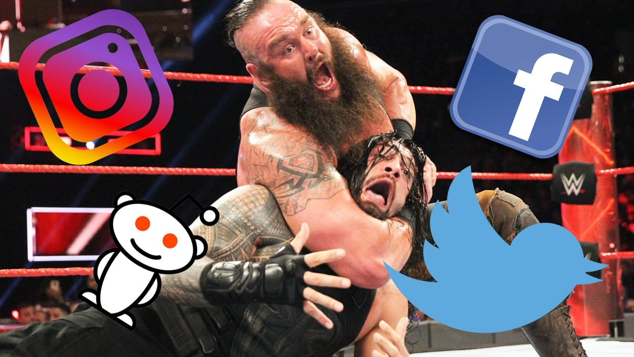 Top 10 pro wrestlers dominating social media