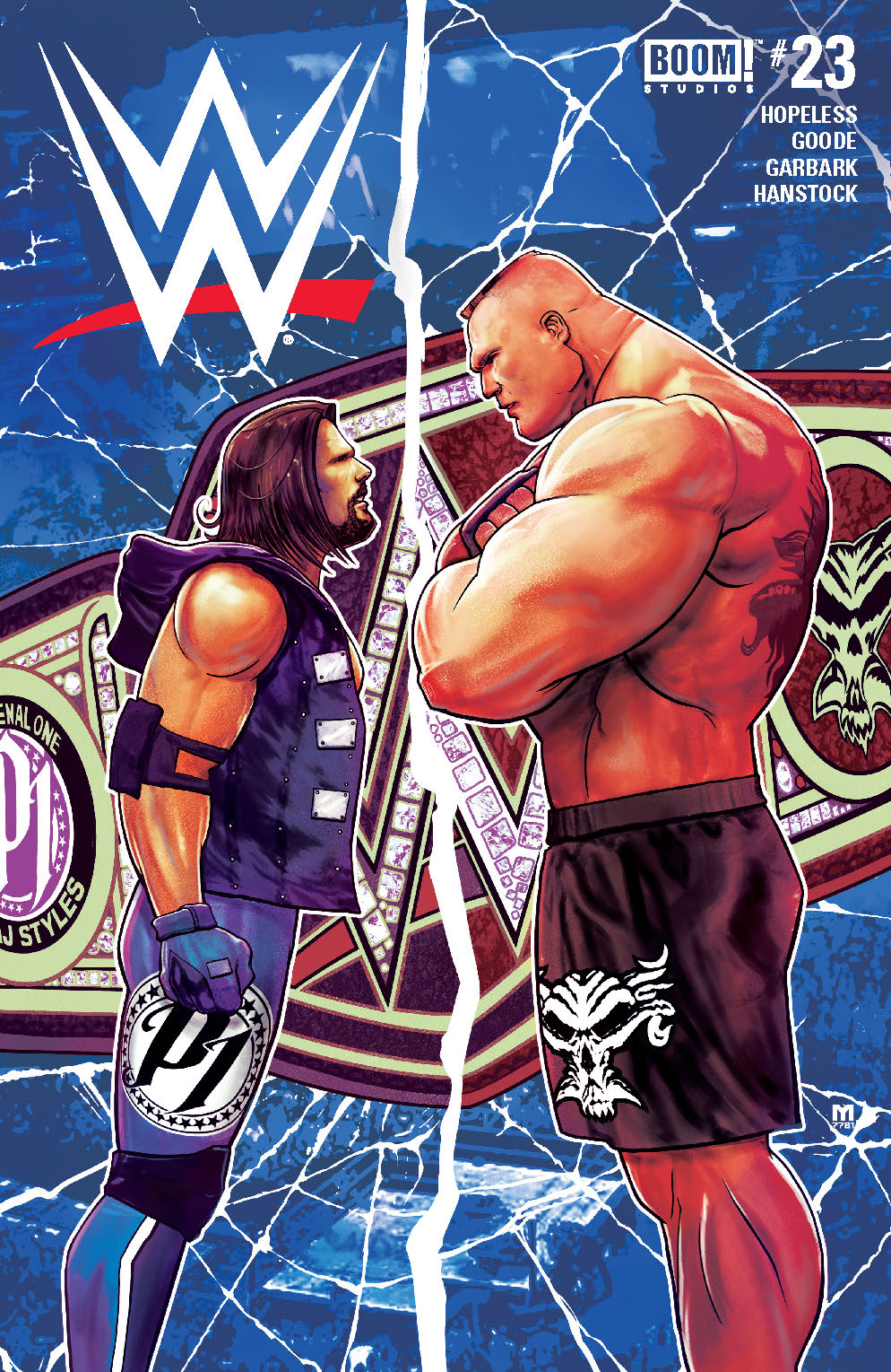 WWE #23 Review