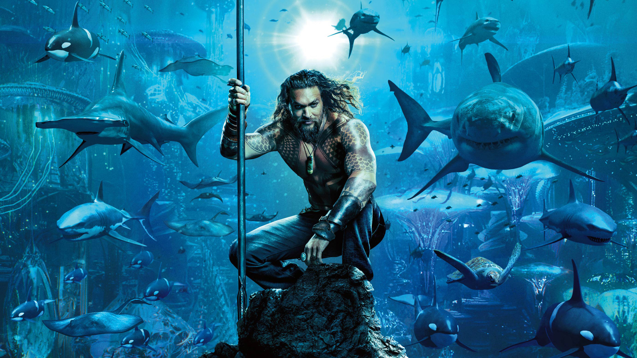 Aquaman is officially the highest grossing DC Extended Universe movie ever