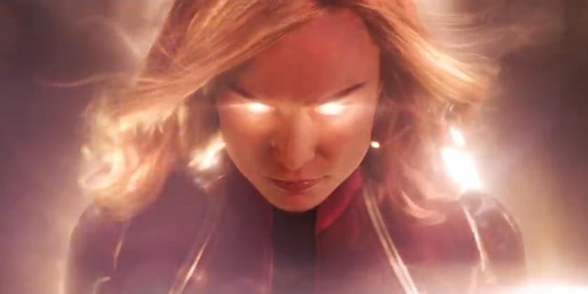 The gang at AiPT! discuss the 'Captain Marvel' and 'Endgame' trailers.