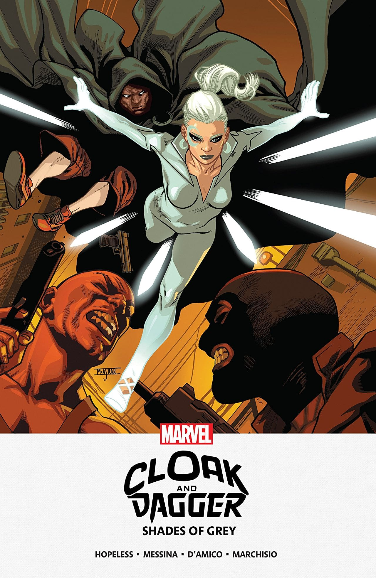 Cloak and Dagger: Shades of Grey review