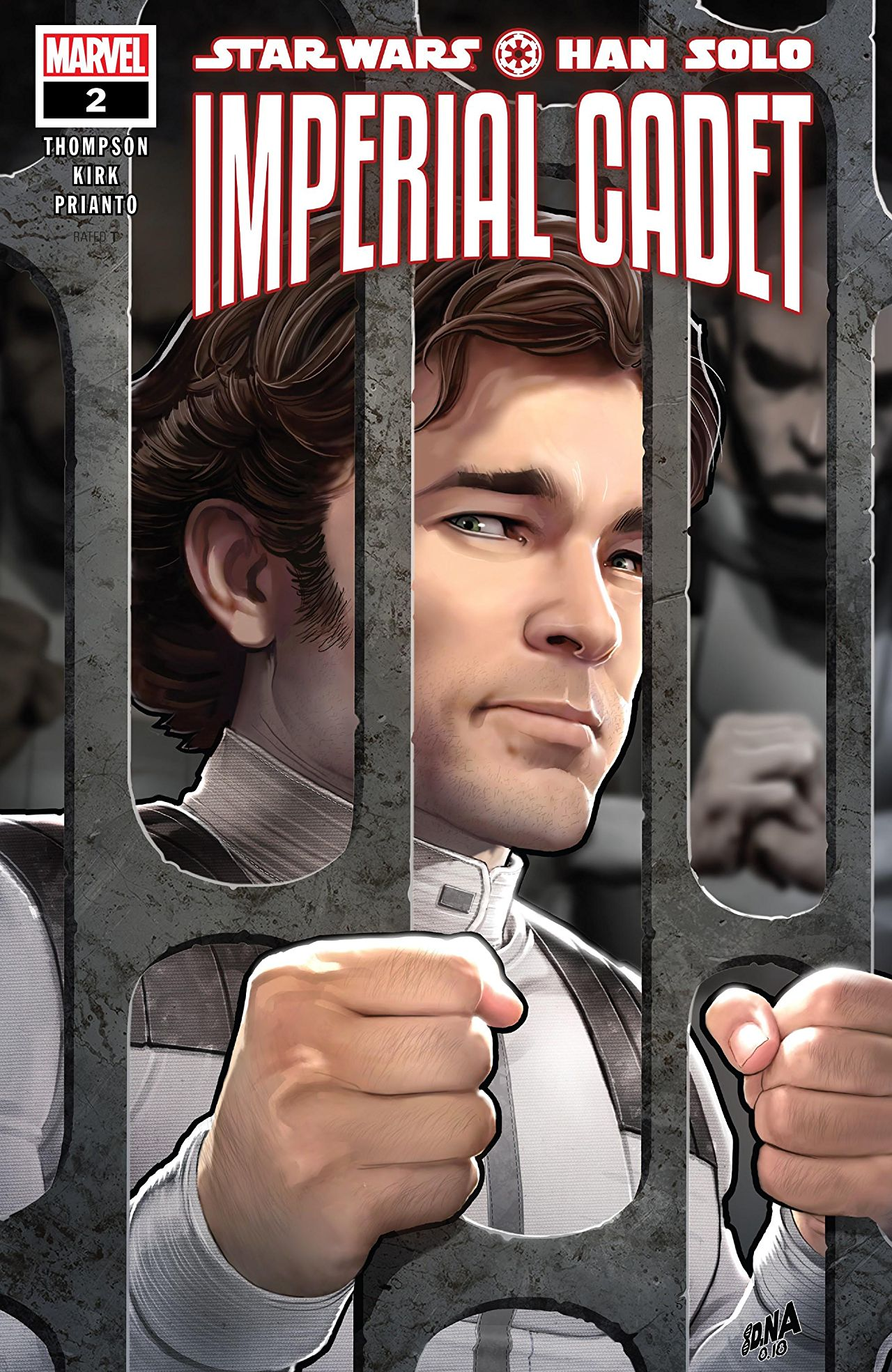 Marvel Preview: Star Wars: Han Solo, Imperial Cadet #2