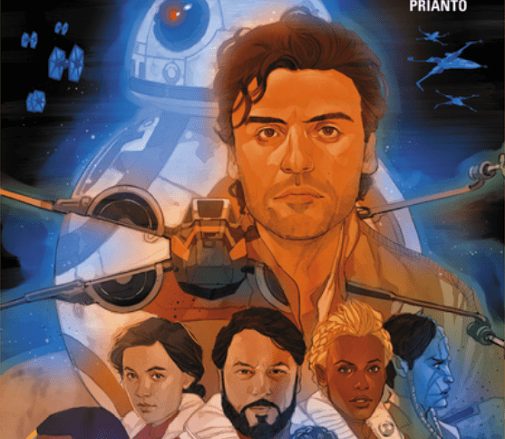 'Star Wars: Poe Dameron Vol 5: The Spark and the Fire' review