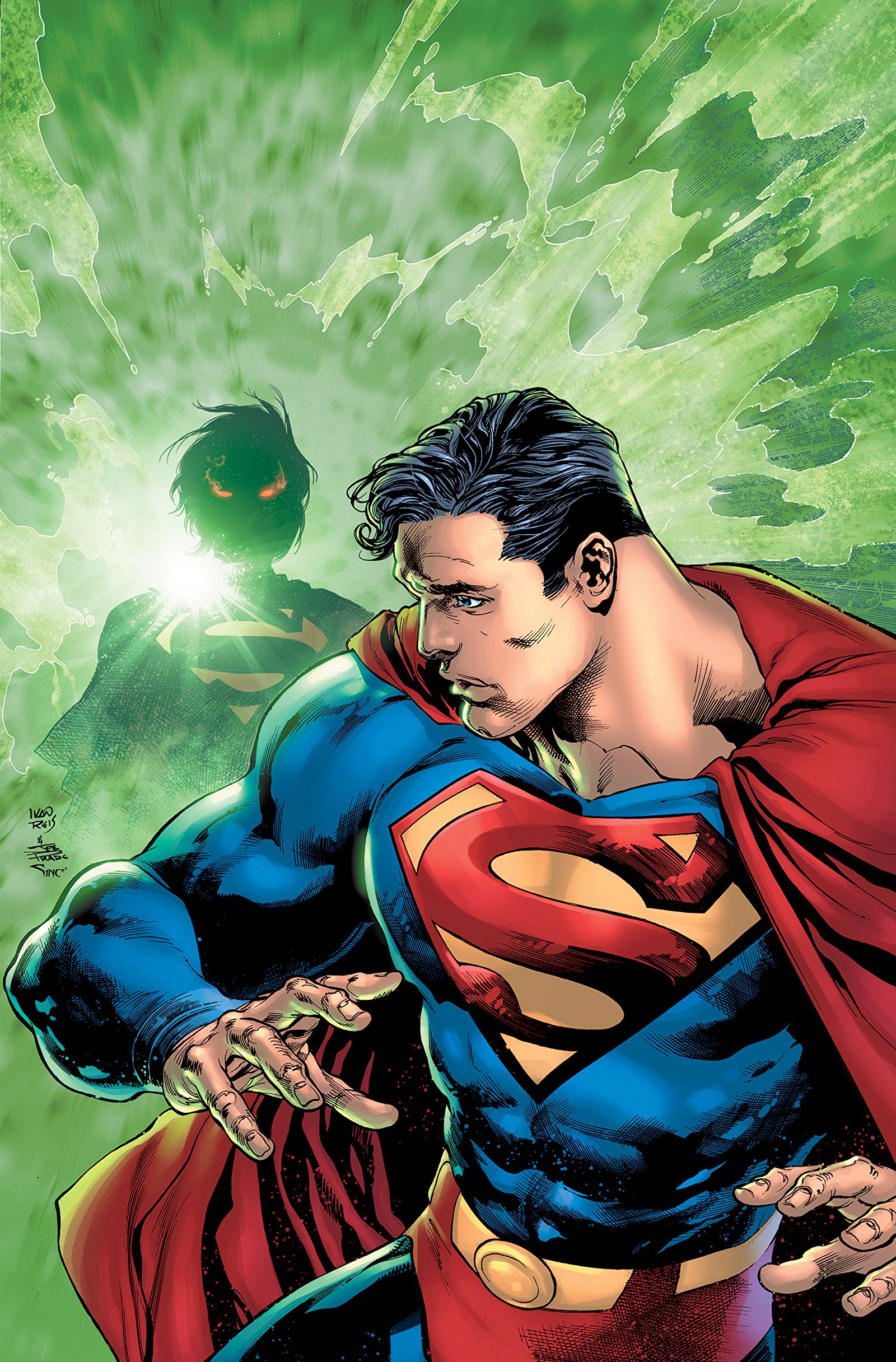 Superman #6 review: Battle for unity