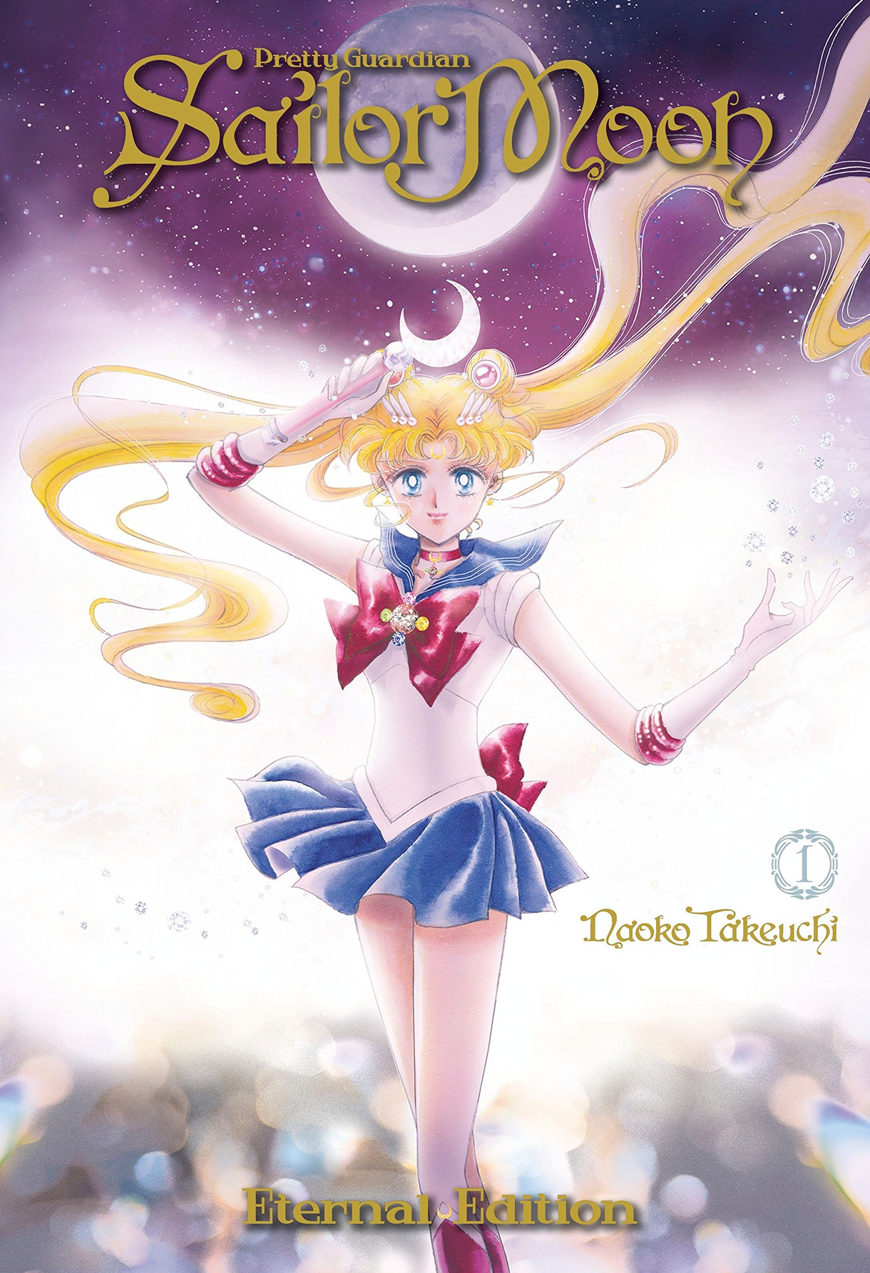 Usagi and the Sailor Guardians are back in a reprinted edition of the manga classic.
