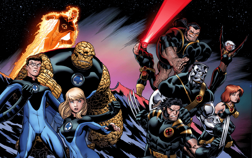 The next era of Marvel movies: Fantastic Four and X-Men could be hitting the Marvel Cinematic Universe within the first 6 months of 2019