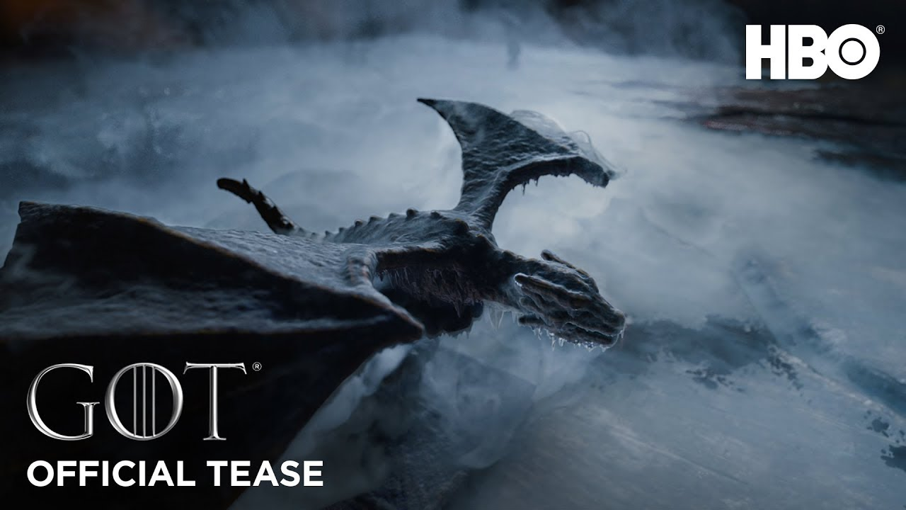 [Watch] Game of Thrones: Season 8 Official Tease: Dragonstone