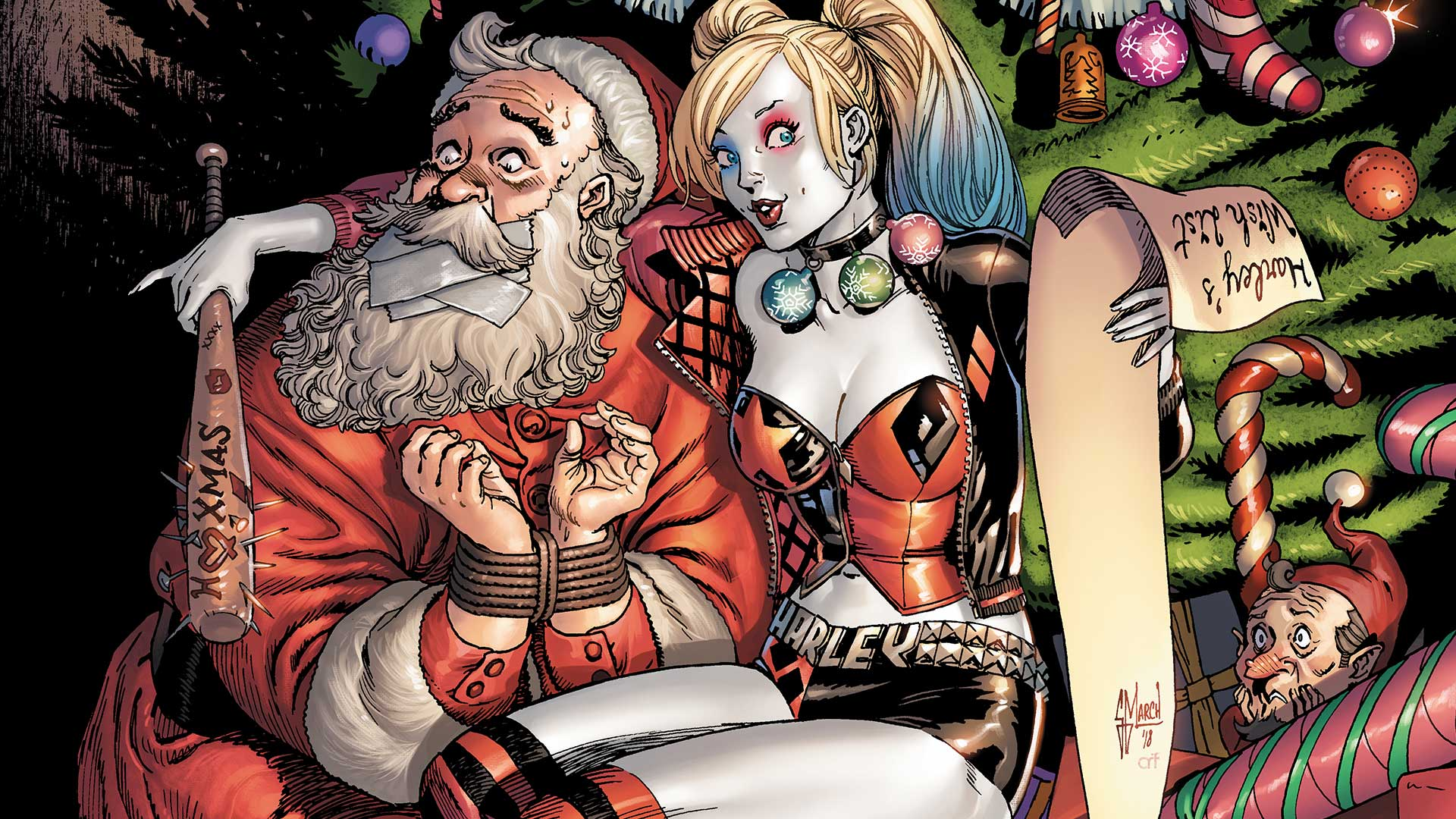 Nothing's worse than spending the holidays with your uninvited, unannounced family—just ask Harley.