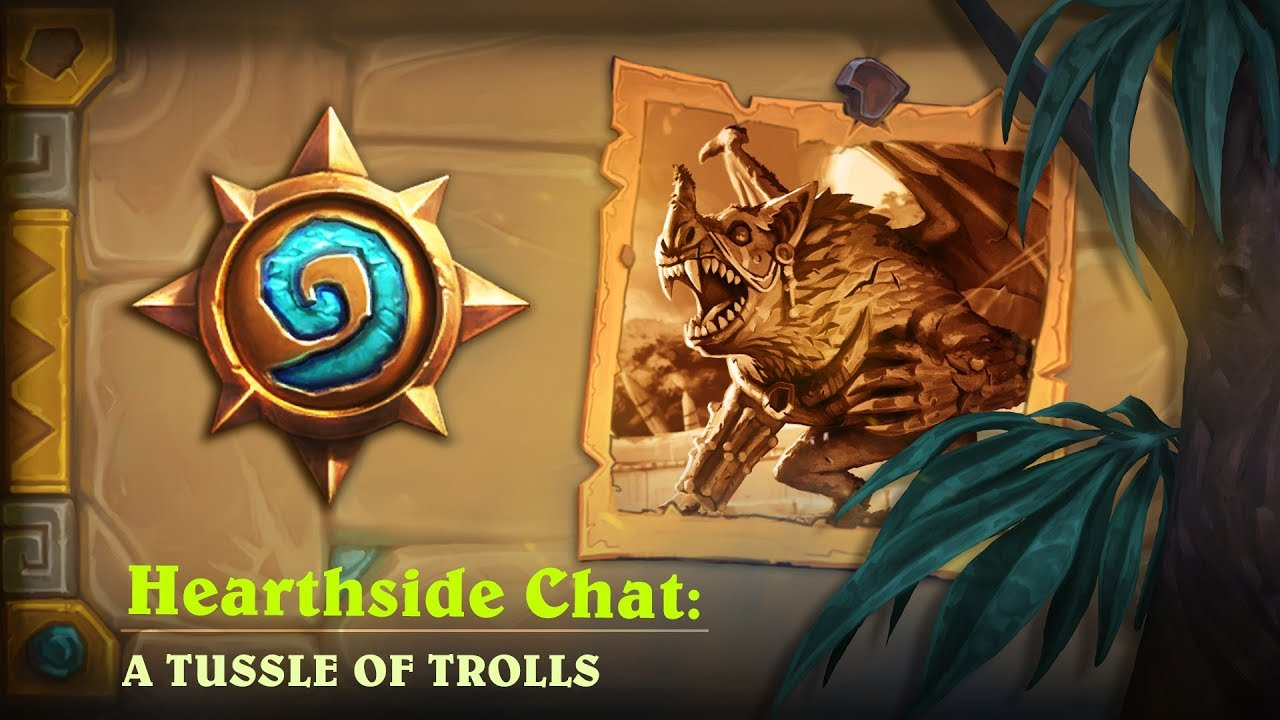 Hearthstone: Latest Hearthside chat gives details on Rastakhan's Rumble's new solo adventure, Rumble Run