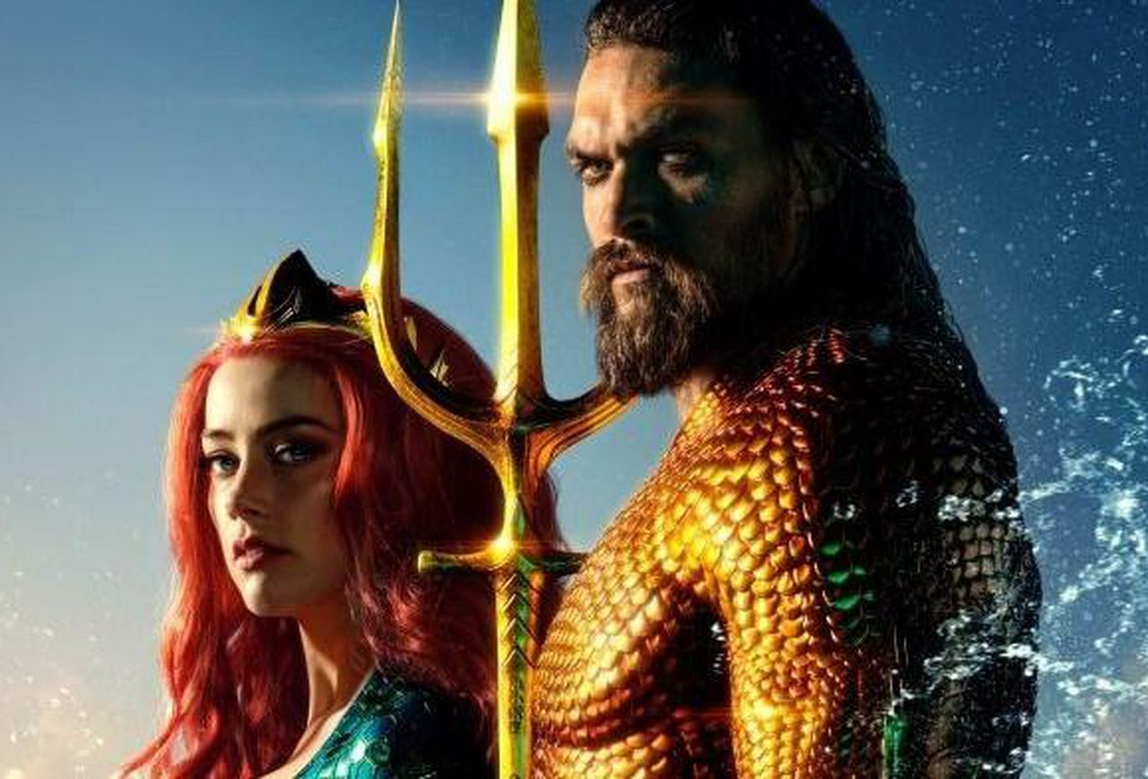 'Aquaman' is the biggest hero of the DCEU