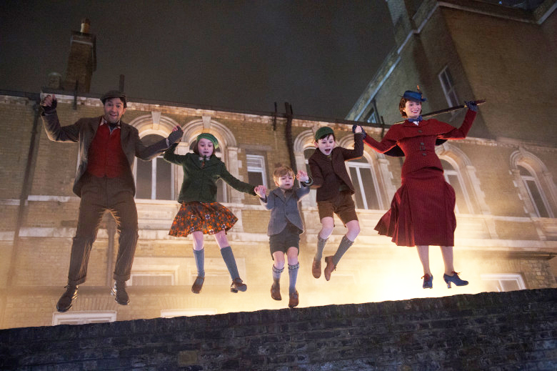 'Mary Poppins Returns' Review: Another spoonful of sugar