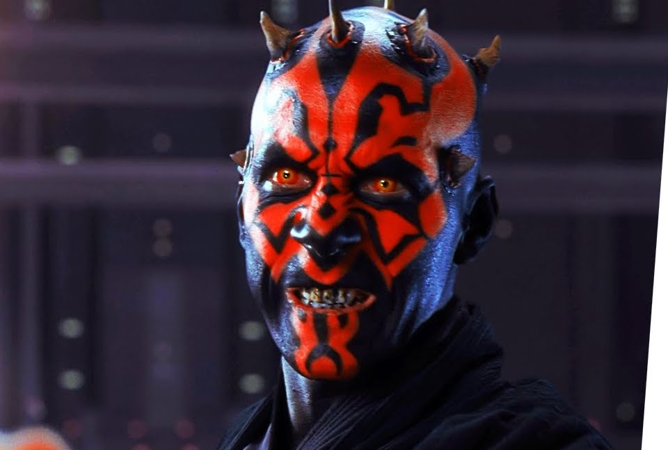 Check out the ancient Sith superweapon and temple featured in 'Star Wars: Age of the Republic: Darth Maul'