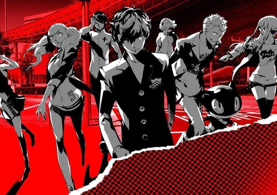 Let's be honest: 'Persona 5' successfully defended its Game of the Year title in 2018