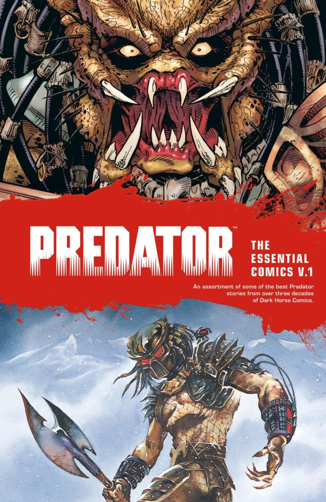Predator: The Essential Comics Volume 1 review: no need to hunt for your next binge read