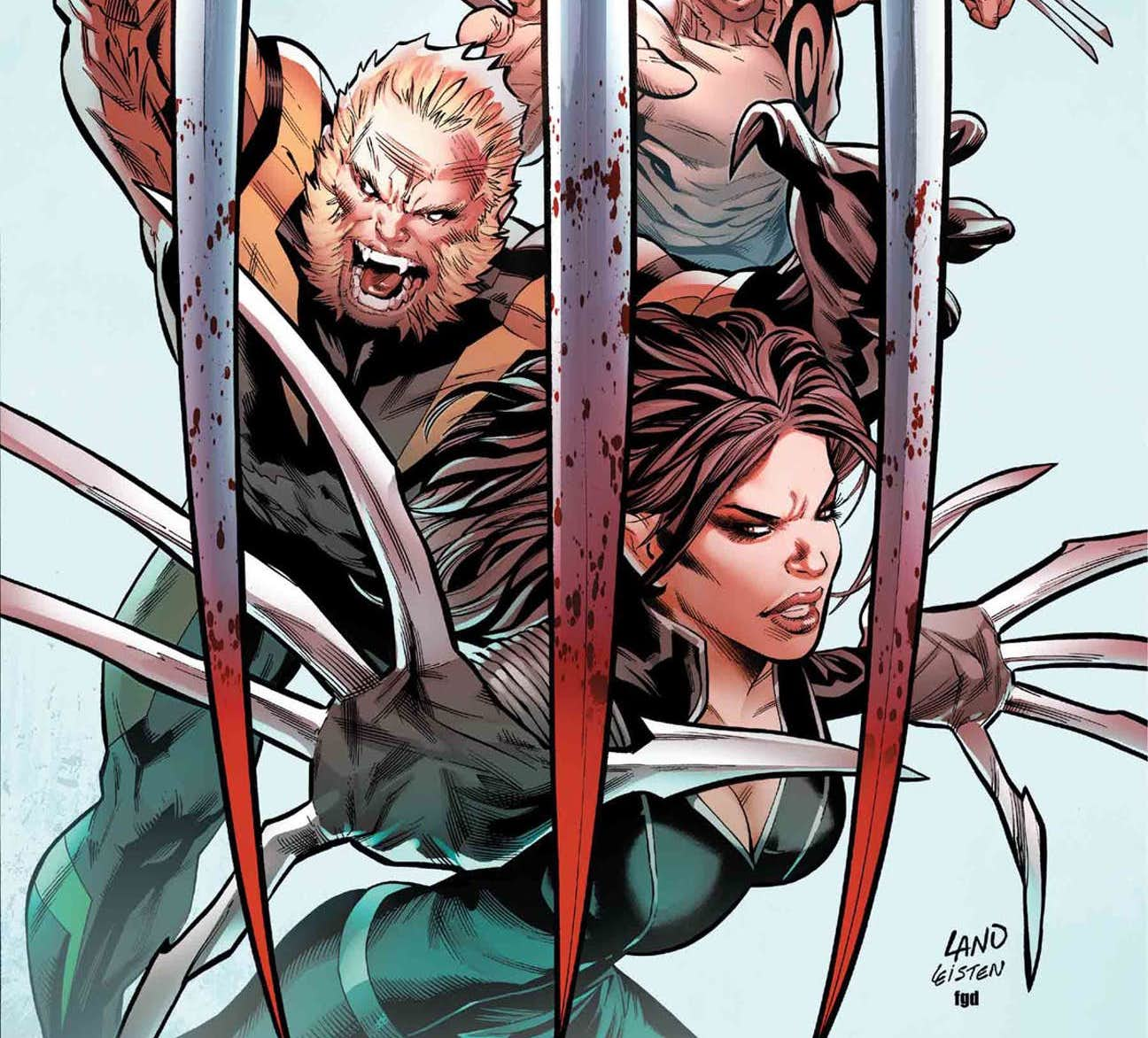 Sabretooth, Lady Deathstrike, and Daken all want Wolverine dead, but can they find him?
