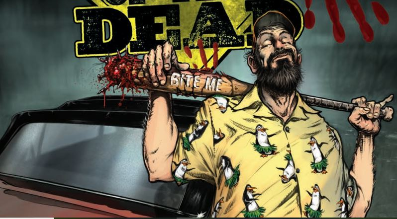 Road of the Dead #2 stumbles at times, but is an entertaining zombie tale.