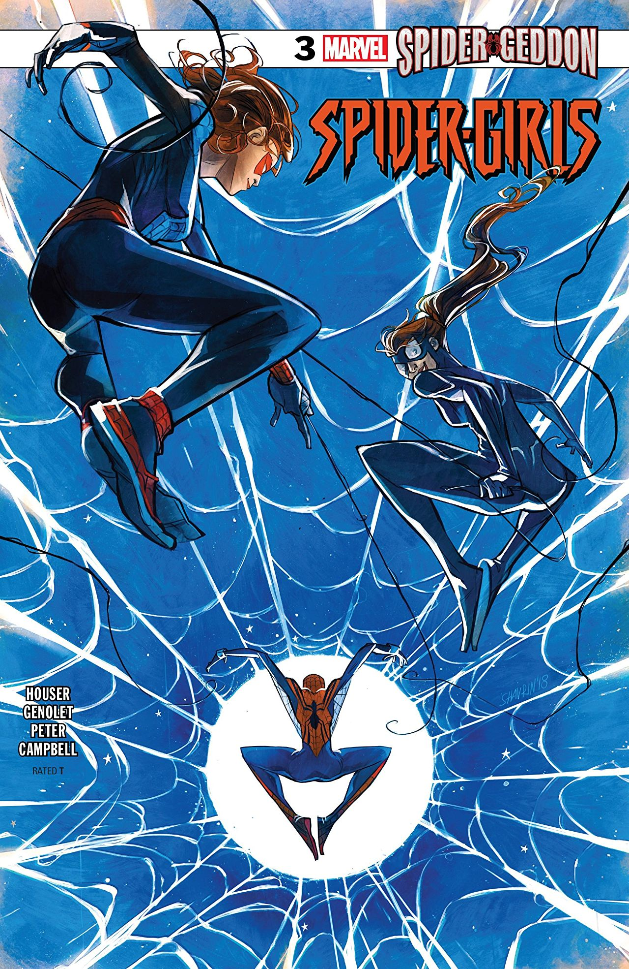 Spider-Girls #3 Review