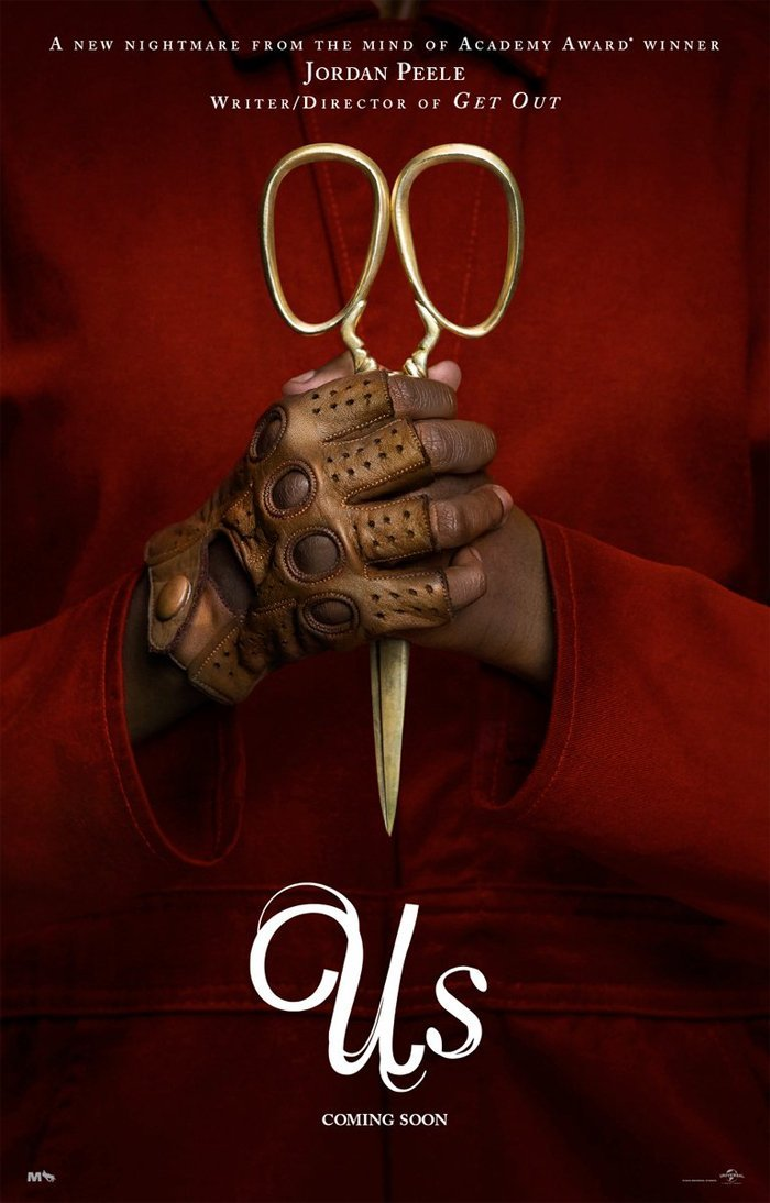 See the frightening new trailer for Jordan Peele's 'Us' here!