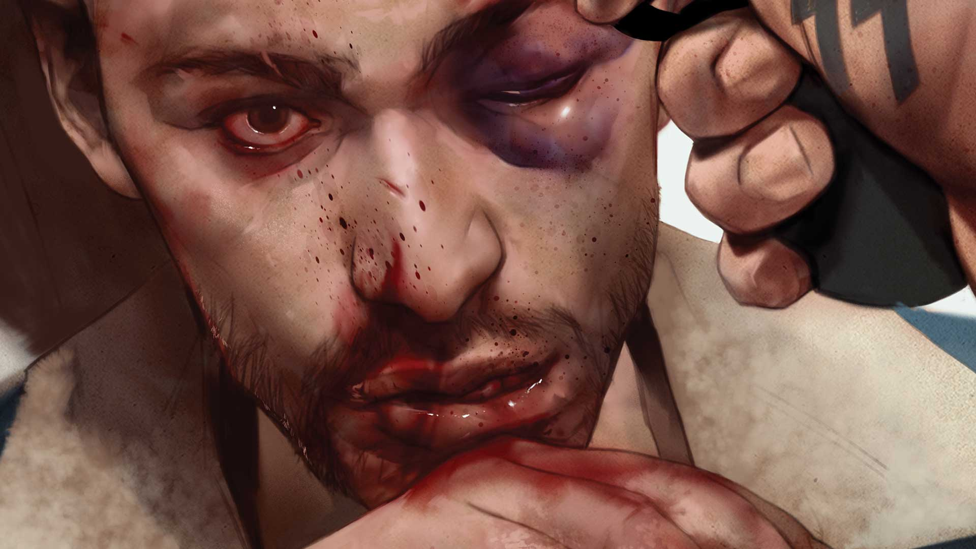 American Carnage #2 review: Uncomfortably numb