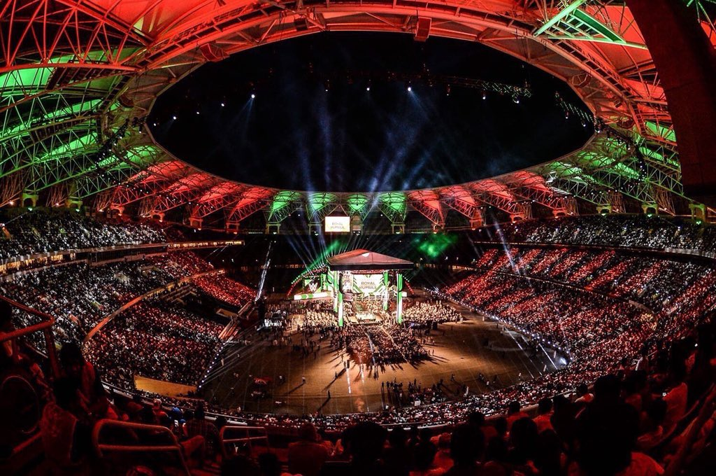 WWE is planning two more shows in Saudi Arabia in 2019