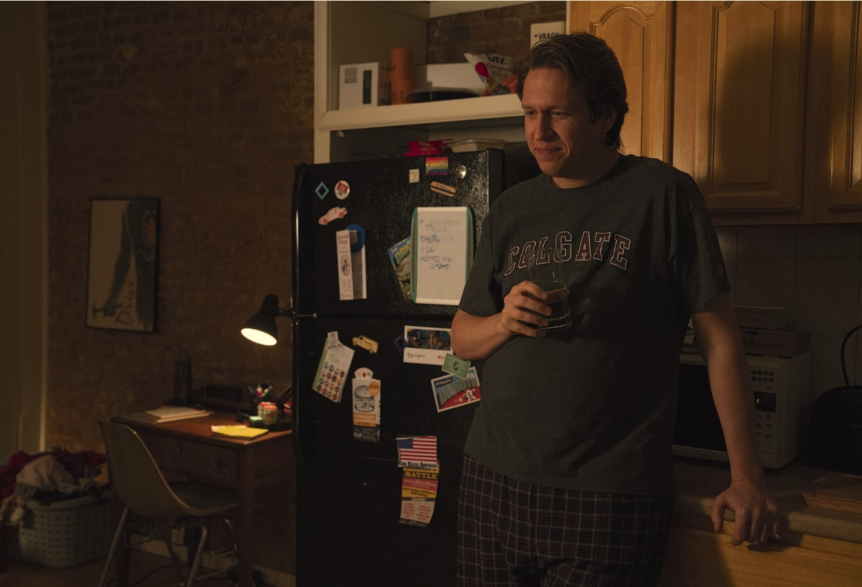 Judd Apatow, Pete Holmes and Madeline Wise talk Crashing's balance between reality and fiction