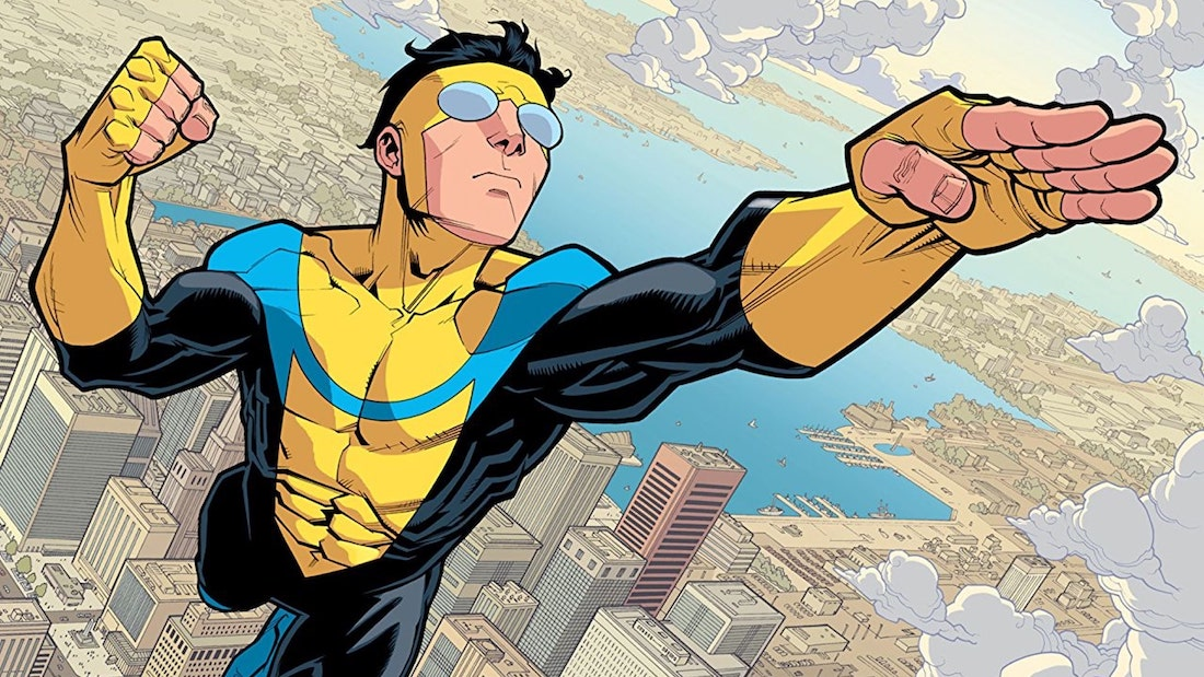 Steven Yeun, Sandra Oh, Mark Hamill, and more, join voice cast of Robert Kirkman's 'Invincible'
