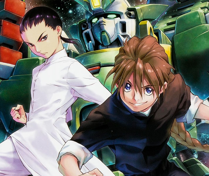 Mobile Suit GUNDAM WING Endless Waltz: Glory of the Losers Vol. 10 Review
