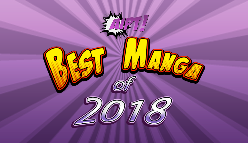 We think back on the year's best manga series.