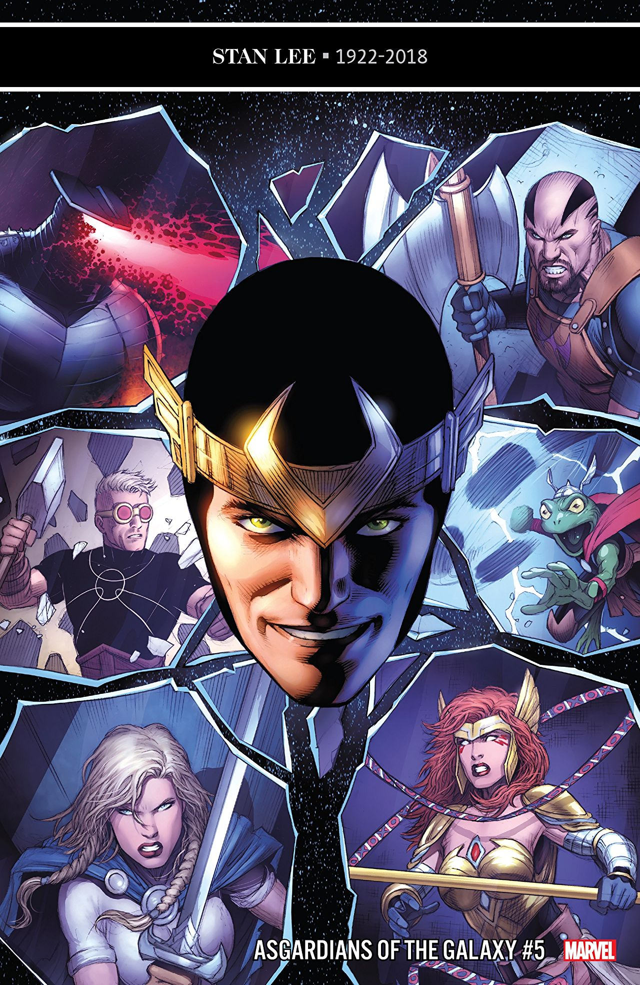 Marvel Preview: Asgardians of the Galaxy #5