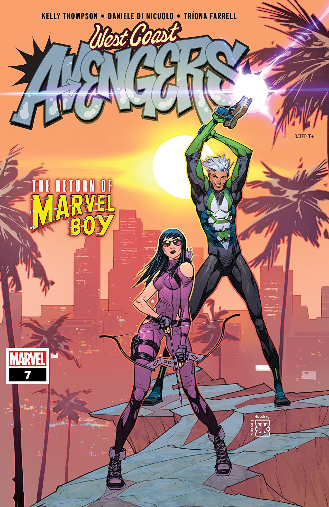 Marvel Preview: West Coast Avengers #7