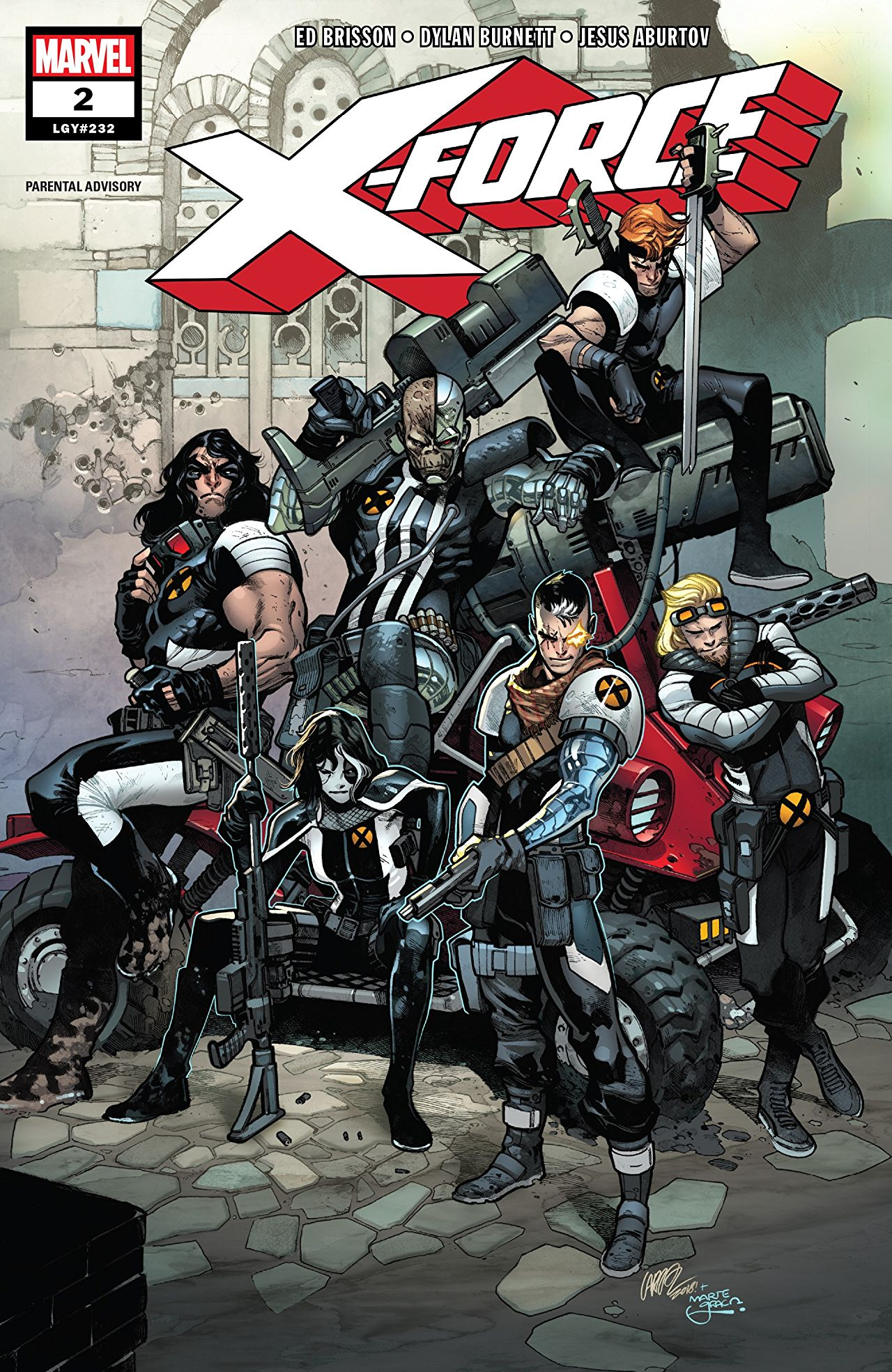 Marvel Preview: X-Force #2