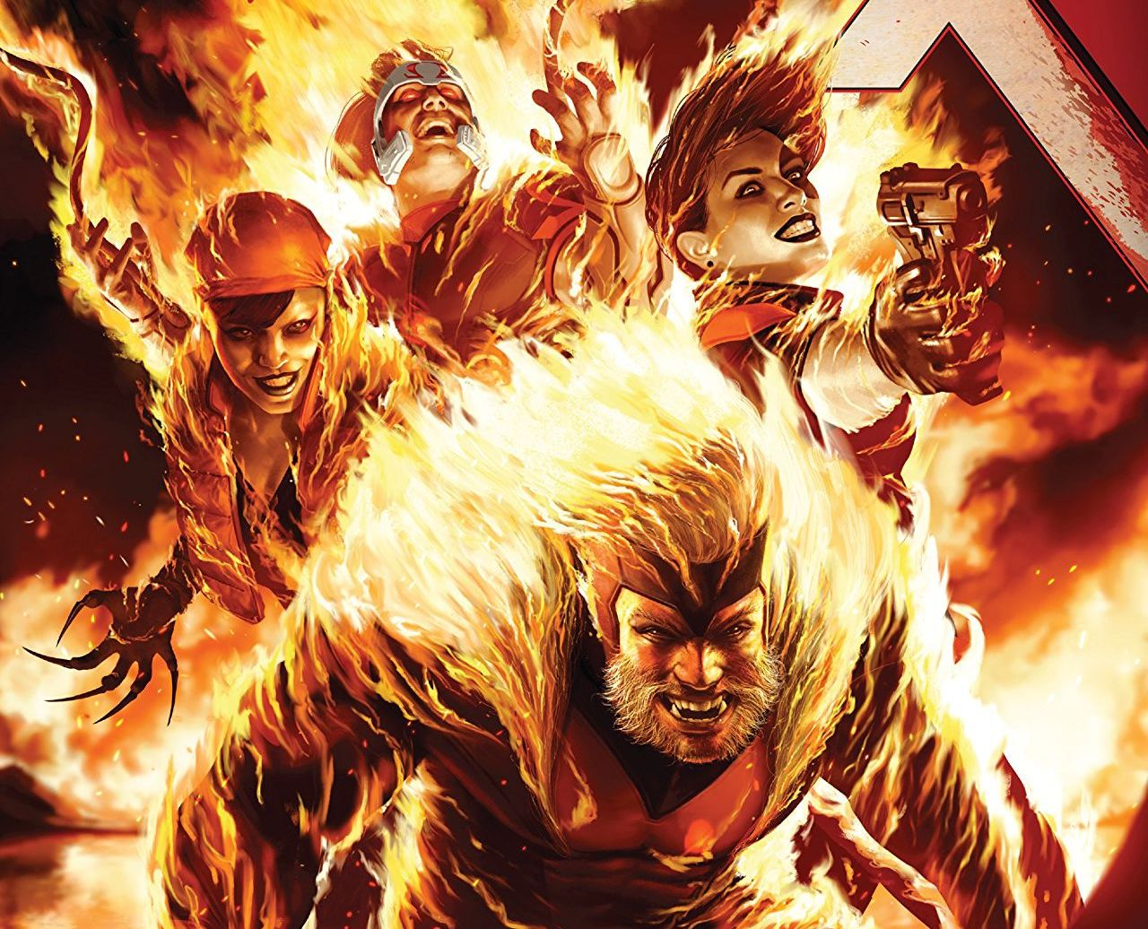 'Weapon X Vol. 5: Weapon X-Force' review: The life and death of Sabretooth