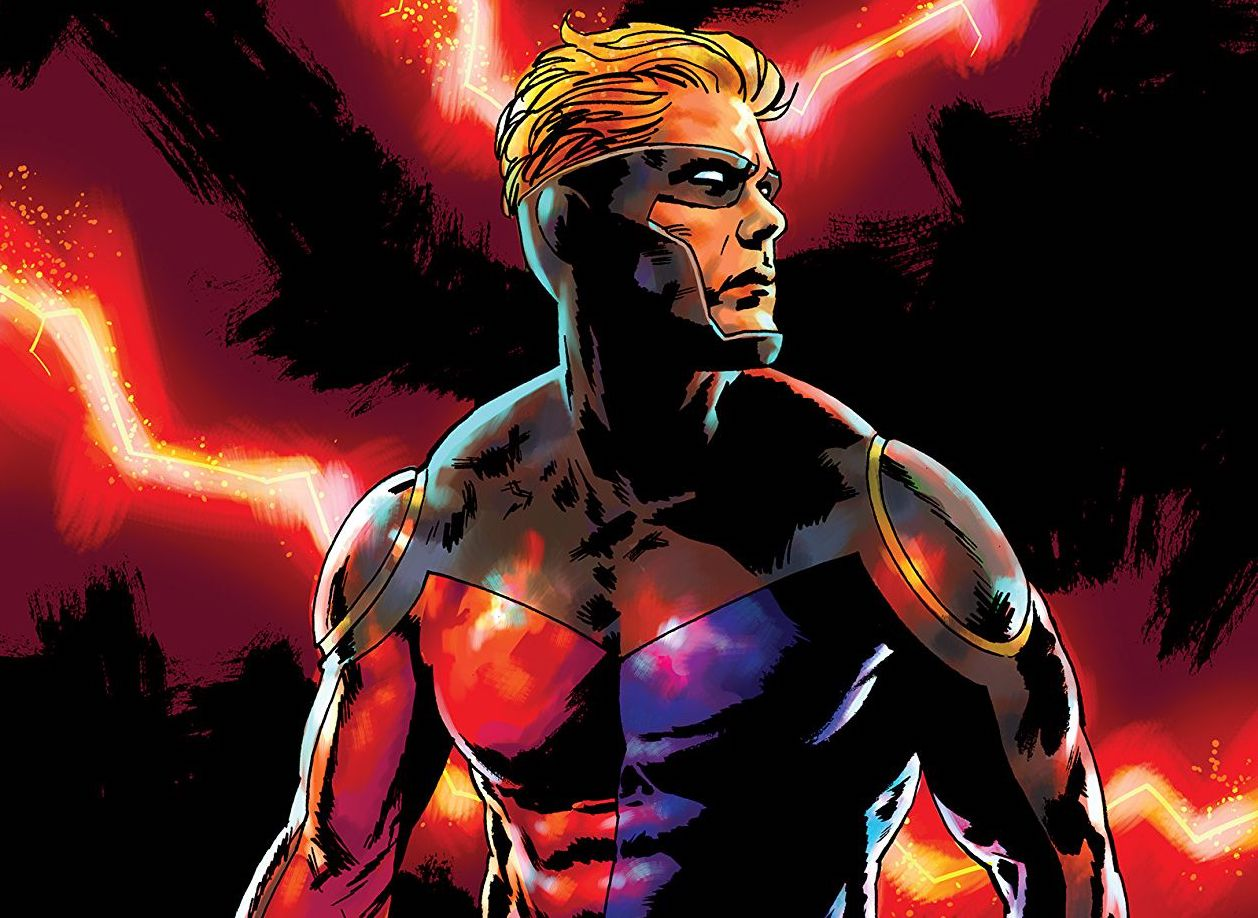 Peter Cannon: Thunderbolt #1 review: An ambitious, metatexual mission statement