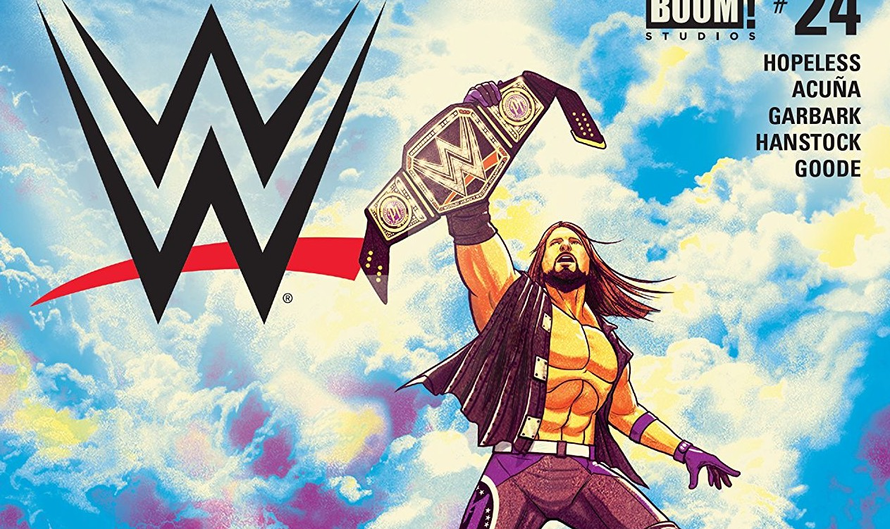 WWE #24 review: The lowest blow with the best of intentions