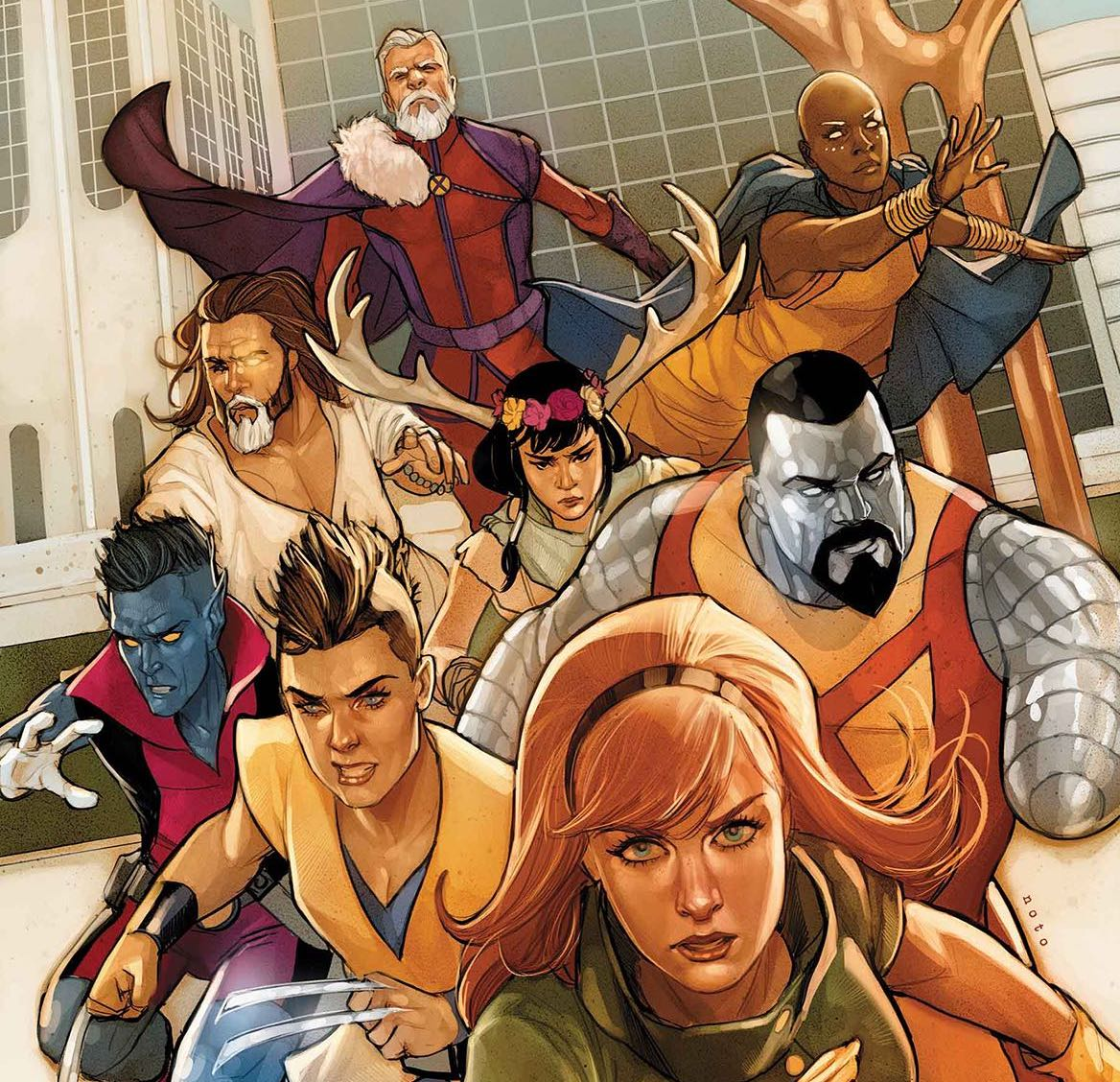 Age of X-Man: The Marvelous X-Men Review