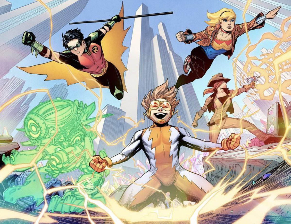 With Brian Michael Bendis and Patrick Gleason at the helm, Young Justice is in great hands.