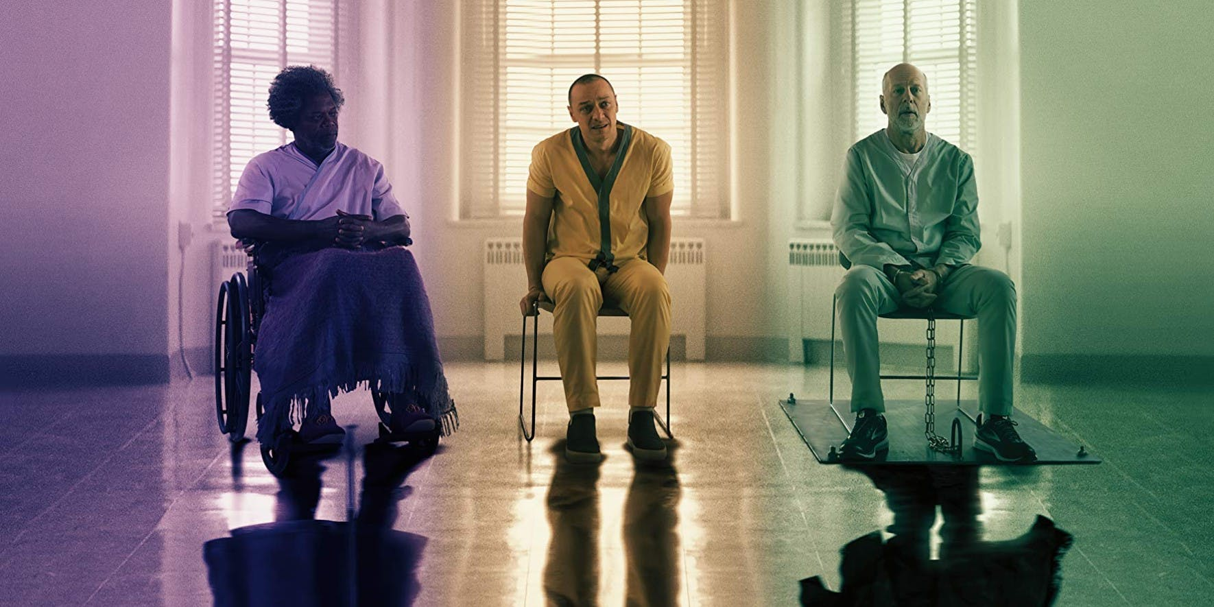 'Glass' review: Comic book tropes for better or worse