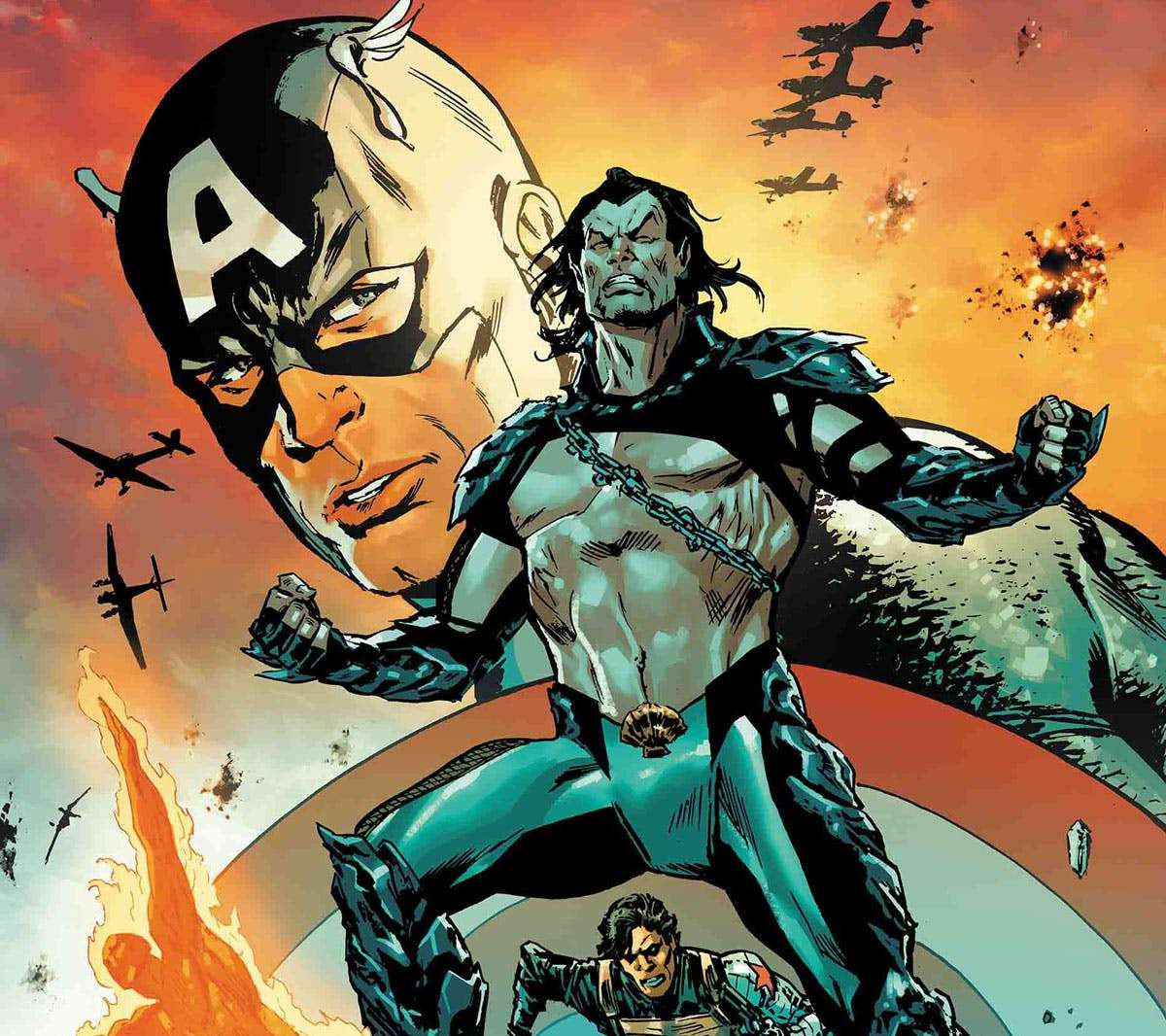 'Invaders Vol. 1: War Ghost' Review