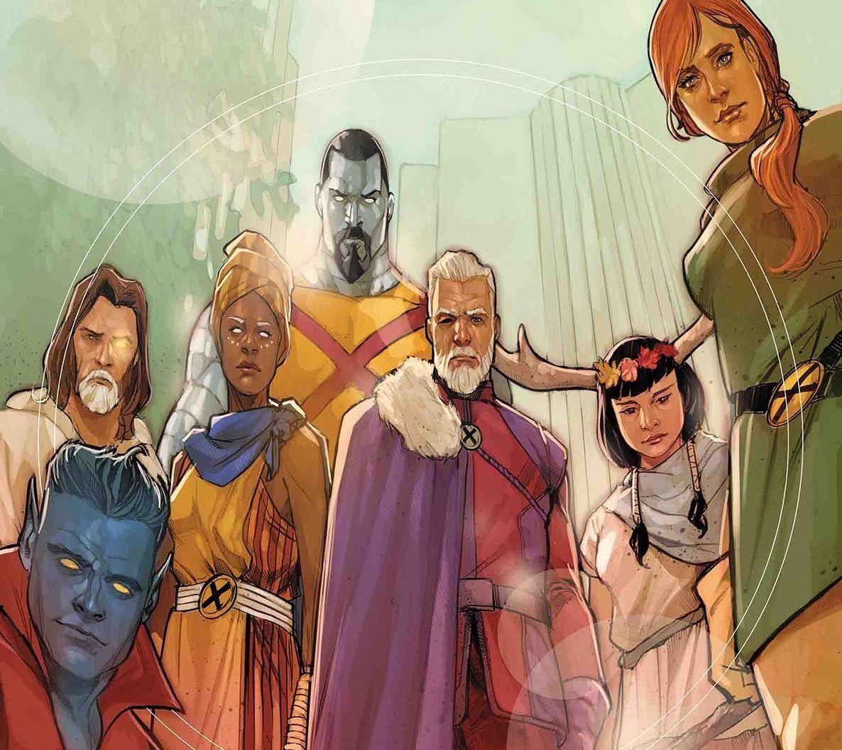 'Age of X-Man: Alpha' #1 review: It captures your interest and won't let go