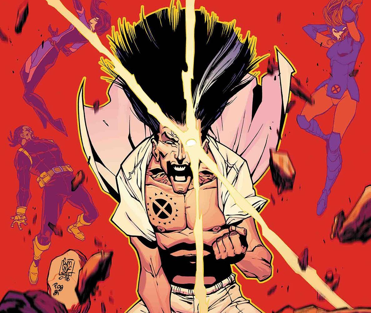 Free Comic Book Day 2019 Exclusives: Marvel Preview: Uncanny X-Men #9